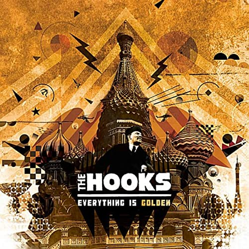 The Hooks – Everything Is Golden Cover